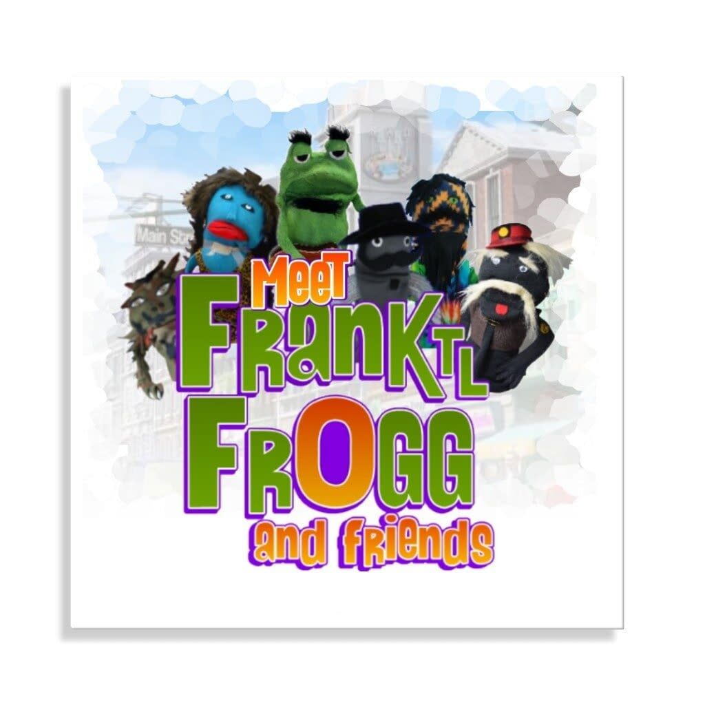 Frank TL Frogg and Friends | Entertainment for Kids